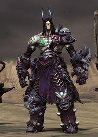 Death Abyssal Armor Darksiders Death, Darksiders Horsemen, Superhero Characters, Video Game Characters, Fantasy Characters, Fantasy Armor, Dark Fantasy Art, Fantasy Character Design, Character Art
