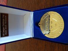 League Cup Winners Medal u12s 2012/13 season