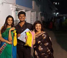 Priya Bhavani Shankar With Friends