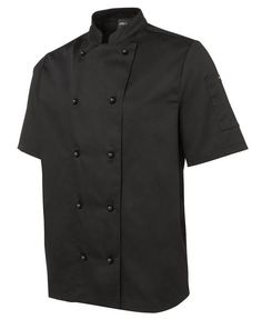 Hospitality Workwear - Clothing for the Hospitality Industry Cafe Uniform, Mandarin Collar, Double Breasted, Work Wear, Drill, Chef Jackets, Tees, Shirts, Unisex