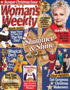WOMAN'S WEEKLY December 02,2014 edition - Read the digital edition by Magzter on your iPad, iPhone, Android, Tablet Devices, Windows 8, PC, Mac and the Web.