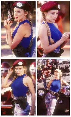 Street Fighter (film) - Street Fighter Wiki - Wikia #KylieMinogue #Cammy