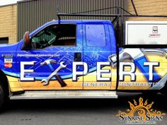 Hide you ride with contractor vehicle wraps