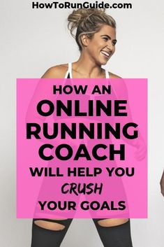 Want to crush your running goals this year? Whether it's your first half marathon or your hiring an online running coach will help you succeed - and here's 8 solid reasons why! Running Songs, Running Humor, Running Motivation, Running Workouts, Running Tips, Fitness Motivation, Song Workouts, Cheer Workouts, Running Track