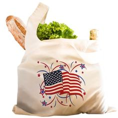 American Flag and Fi