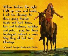 Indian Prayer for the Sick   Indian Prayer