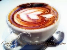Coffee magical moment <3