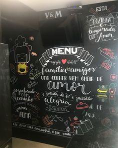Nenhuma descrição de foto disponível. Bar Interior, Restaurant Interior Design, Restaurant Facade, Different Lettering Styles, Chalk Lettering, Book Cafe, Garden Bar, Gin, Blackboards