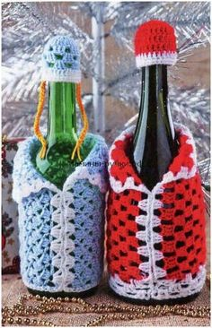 Ideas para el hogar: 5 Modelos a crochet para el hogar y la vestimenta