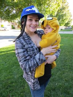 Jake the Dog and Marceline the V&ire Queen (Adventure Time group costume) 2012 -  sc 1 st  Pinterest & Too cute. My daughter wants this. Either Jake Finn or Princess ...