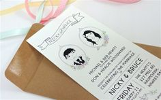 Hitched Wedding Stationery