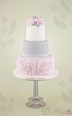 Little Cherry Cake Company - Wedding Cakes