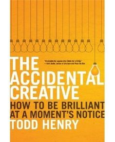 Great book for creative thinking