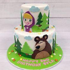 maša and bear cake - Iskanje Google
