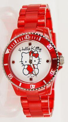 HELLO KITTY by Jetset JHK1004-23