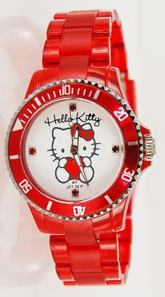 HELLO KITTY by Jetset JHK1004-23