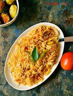 Tomato rice recipe, how to make tomato rice
