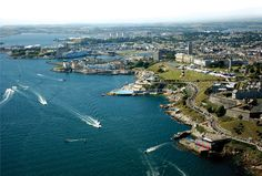 Plymouth Devon UK, Where I lived when I was younger..
