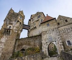 Pernštejn Castle, Bohemian-Moravian Highlands