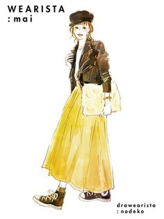 New ideas for fashion style ilustration moda Grunge Fashion, Pop Fashion, Fashion Art, Trendy Fashion, Fashion Models, Fashion Beauty, Girl Fashion, Illustration Mode, Illustrations