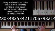 Как звучит число Пи : Musician David Macdonald recorded sounds like PI down to 122 decimal places