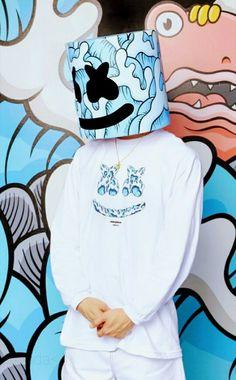 Marshmello Costume, Dj Marshmello, 4k Wallpaper For Mobile, Music Wallpaper, Diy Brother Gift, Marshmallow Pictures, Marshmello Wallpapers, Funny Instagram Memes, Alan Walker