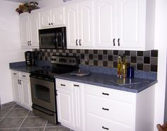 """4"""" x 4"""" Brushed Stainless Steel Tiles, 4"""" x 4"""" Brushed Stainless Steel Smoked Grey Finish Tiles"""