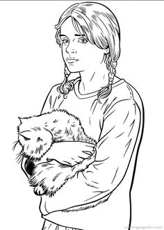 Harry Potter Coloring Pages 14