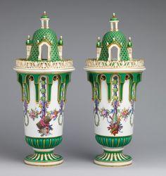 Porcelana / 1740 - França.