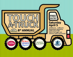 Touch a Truck 2014