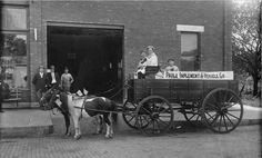 #ThrowbackThursday check out the old Paola Implement Company.