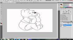 Photoshop CS5 Pen Tool Tutorial #photoshop #tutorial #photoshoptutorials #tutorials #tuts #photoshoptutorial