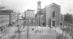 Trieste Campo San Giacomo