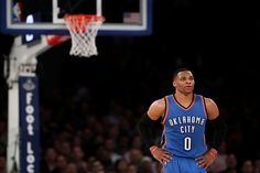 Westbrook, a ritmo de récord