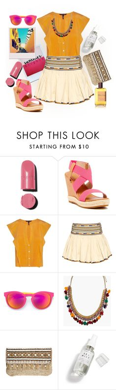 """""""A day in Old San Juan"""" by grizmosis ❤ liked on Polyvore featuring Holga, Polaroid, Chanel, Liliana, Marissa Webb, Isabel Marant, Italia Independent, Boohoo, Skemo and Herbivore"""