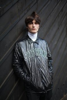"justdropithere: ""Jack Chambers by Kuba Dabrowski - London Men's Fashion Week Street Style, FW15 """