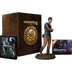 Popular on Best Buy : Uncharted 4: A Thief's End Libertalia Collector's Edition - PlayStation 4