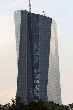 ECB European Central Bank headquarters Frankfurt   by Coop H…   Flickr - Photo Sharing!