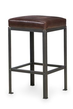 C983 Warehouse Backless Barstool 30-inch