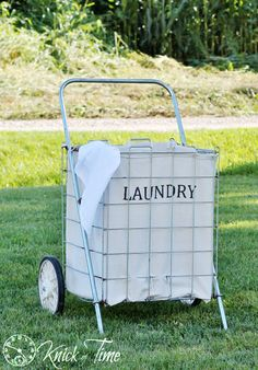 Industrial-Laundry-Cart-via-Knick-of-Time.jpg 1,500×2,149 pixels