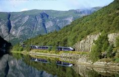 The Bergen to Oslo railway in Norway, by Yvonne Gordon for Greentraveller.co.uk