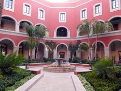 The hacienda-style architecture of Rosewood San Miguel de Allende http://www.moretimetotravel.com/hotel-review-rosewood-san-miguel-de-allende-rich-blend-old-new%E2%80%A8/