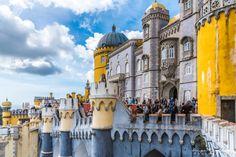 4 nap Lisszabonban – Nóra Utazó Blogja Nap, Taj Mahal, Building, Travel, Viajes, Buildings, Trips, Traveling, Tourism