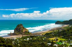 If you're looking for a day out that gives you a taste of Auckland's wilder side, head to the rugged West Coast. Experience the best of Piha on a warm summer's day – stop at the lookout point, climb Lion Rock or take on the surf. After working up an appetite, enjoy dinner on the beach while relaxing on the black sand and watching the sun go down.    First Business Flights is committed to ensuring that your trip to Auckland is the amazing journey that you deserve it to be.