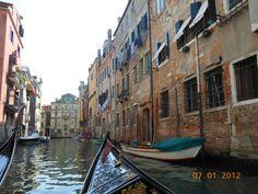 Venice! Such a wonderful place!