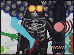 Kiki Kogelnik: Fly Me to the Moon at Modern Art Oxford