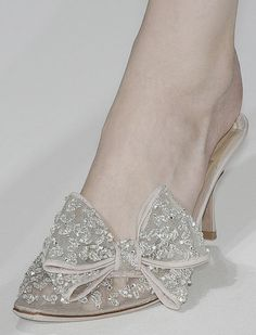 Crystal slippers - Cinderella approved