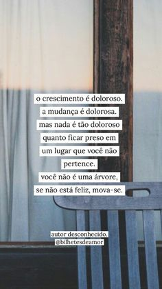 Life Reflection Quotes, Cool Words, Wise Words, Book Quotes, Life Quotes, Portuguese Quotes, Cool Phrases, Motivational Quotes, Inspirational Quotes