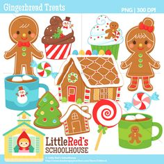 Christmas and Holiday-themed Clip Art!