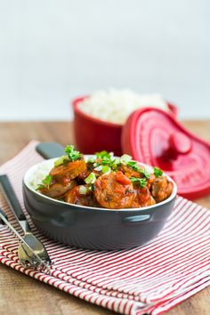 Rougail Saucisse - Food for Love